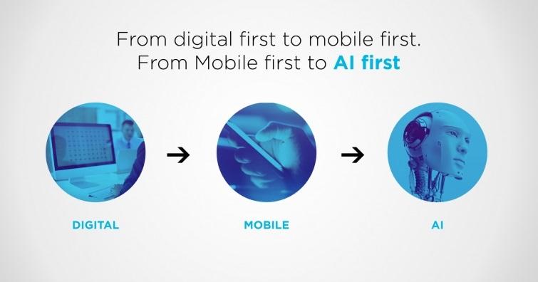 AI first